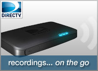 Watch recordings on the go