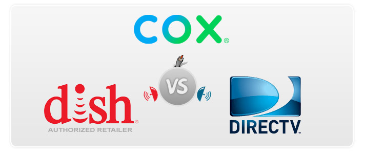 Compare Cox Cable Vs Directv And Dish